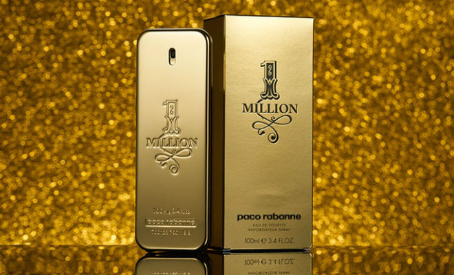 Paco Rabanne 1 Million Eau de Toilette Spray for Men Best Smelling Cologne